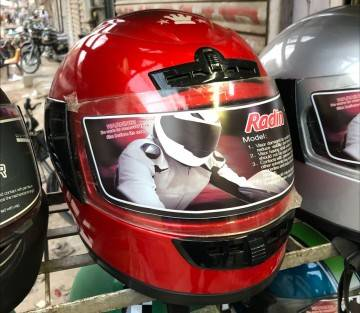 Raidin Helmet (ABS)