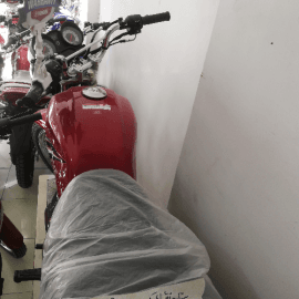 Yamaha YB 125Z