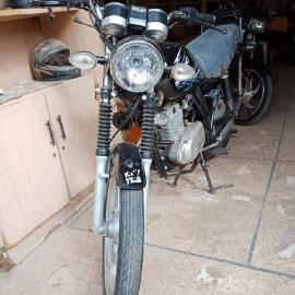 Suzuki 150cc Special Edition