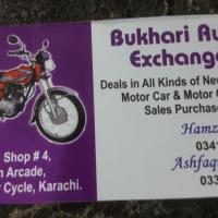 Bukhari Autos Exchange