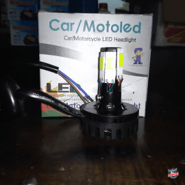 motorcycle LED Head light