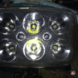 LED Front Headlight
