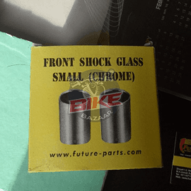 Front Shock Glass Small (Chrome)